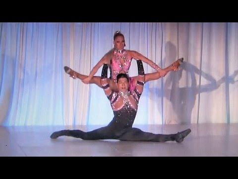 WLDCup 2014 ~ Final Salsa Parejas Cabaret ~ Karen Forcano y Ricardo Vega