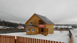 Дом в деревне Дарьино