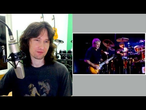 British guitarist reacts to Rush's killer live performance of YYZ mp3