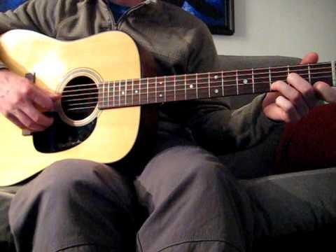 Shady Grove Carter Style Guitar Lesson Youtube