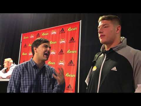 Troy Fumagalli Wisconsin interview
