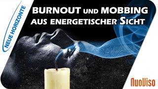 Burnout und Mobbing aus energetischer Sicht – Stefanie Menzel
