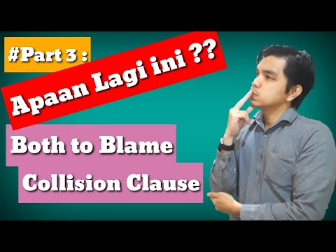 Part 3: Coverage Institute Cargo Clauses A 1/1/82 - Both To Blame Collision Clause