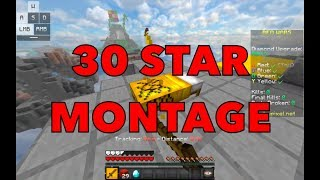 [ 1000 Sub Special ] Hypixel Bedwars 30 Star Montage