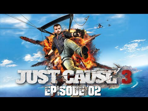 [Replay] L'homme volant 02 - Just Cause 3