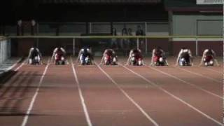 2010 Steve Starks Relays 100m