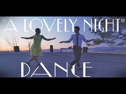 """La La Land - """"Lovely Night Dance"""" By Carson Dean with Kausha Campbell"""
