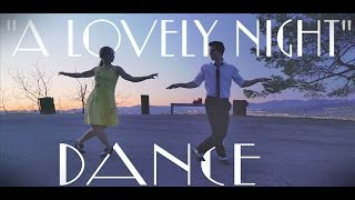 "La La Land - ""Lovely Night Dance"" By Carson Dean With Kausha Campbell"