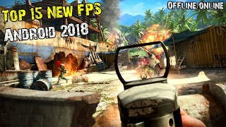 15 Games Android FPS TERBARU Terbaik I Best New FPS games for Android 2018