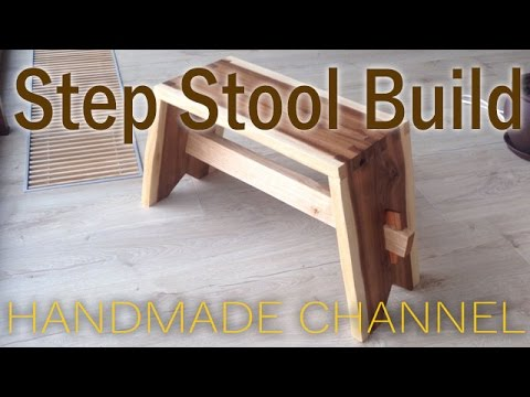 How To Make A Step Stool Doovi