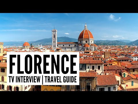 Florence Travel Guide - The Big Bus tour and travel guide
