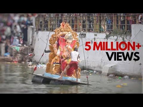 Ganesh Visarjan 2015 Vadodara
