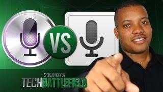 Siri vs Google Now!!! Round 2 - FIGHT! - Soldier