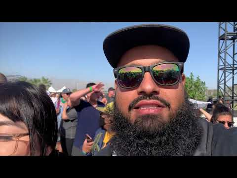 BAILEY COLEMAN - Kanye Takes Coachella to Church! (video)