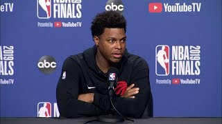 Kyle Lowry Full Interview - Game 2 Preview | 2019 NBA Finals Media Availability