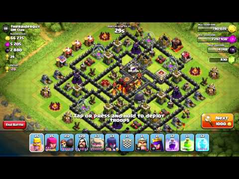 Clash of Clans Android Gameplay - Part 4