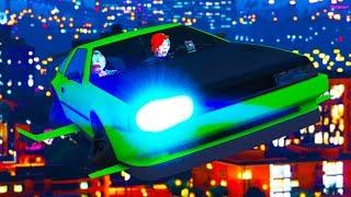 Das FLIEGENDE AUTO von Grand Theft Auto Online!