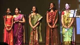 2014 KCA Ugadi- Vishwa Vinootana