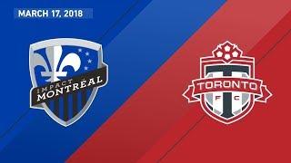 Video Gol Pertandingan Montreal Impact vs Toronto FC