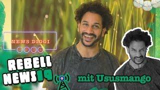 Rebell News #19 mit Ususmango