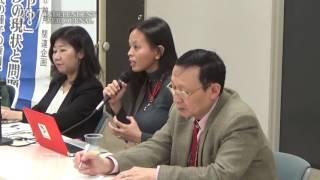 170301【兵庫】「第2のTPP?」RCEP交渉の現状と問題点 ~医薬品特許、農民の種子の権利、ISDS~ アジアのNGOからの問題提起