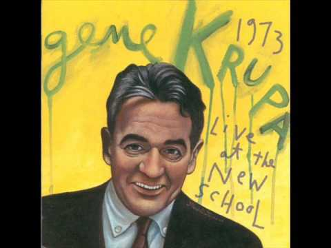 GENE KRUPA QUARTET -Live At The New School 1973 (full album)