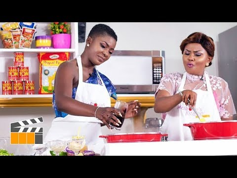 Mcbrown's Kitchen SE1 EP11 with  Ahuof3 Patri