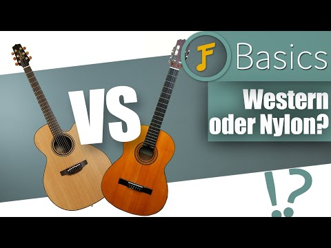 Westerngitarre Vs. Konzertgitarre   Welche Gitarre Kaufen?   Jamflix