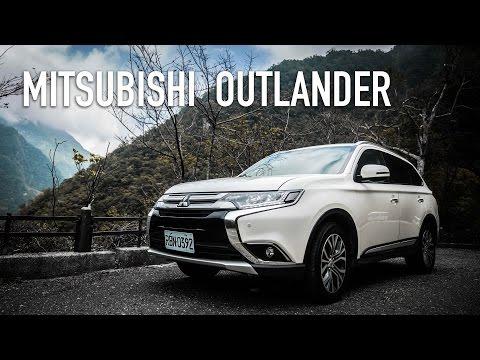 Mitsubishi Outlander 有感小改款 試駕- 廖怡塵【全民瘋車Bar】34