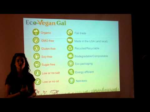 (Event by: Karine Brighten Events) Whitney Lauritsen: Learn how to live an eco & vegan lifestyle
