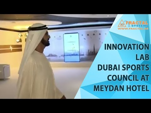 Innovation Lab-Dubai Sports Council-Meydan