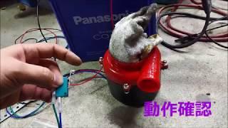 軽トラに電子ブローオフバルブ付けてみた