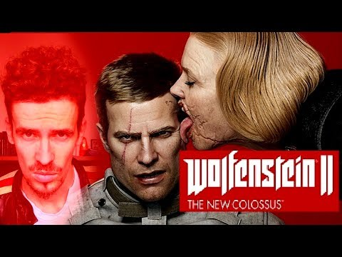 WOLFENSTEIN 2 :THE NEW COLOSSUS  - Análisis  crítica reseña