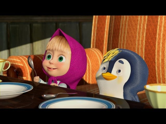Маша и Медведь (Masha and The Bear) - Подкидыш (23 Серия)