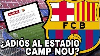 ¡URGENTE! - EL ESTADIO CAMP NOU NO ESTARÁ EN FIFA 20