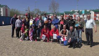 Соревнования по толканию ядра 2018