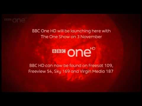 BBC One / HD Test Transmission 2 (Off Air Caption) / 28th October 2010