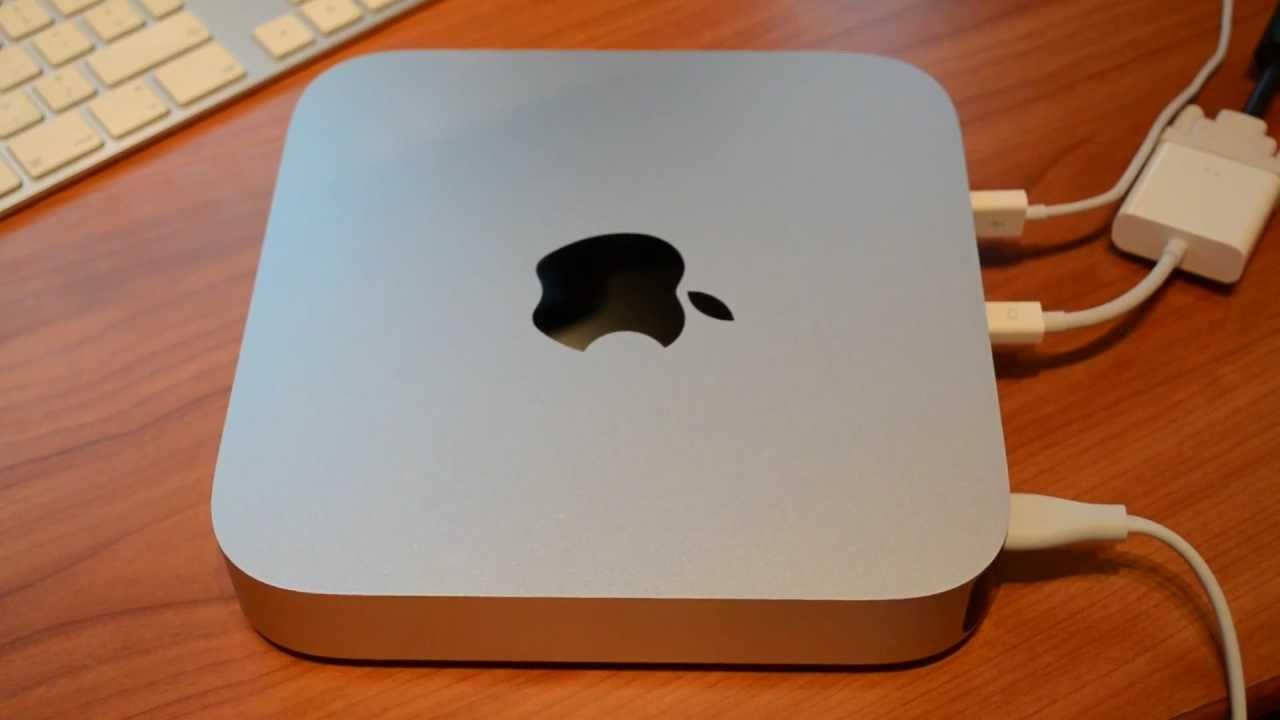 apple mac mini. apple mac mini a