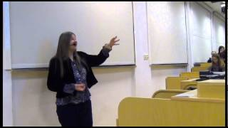 Sheila Weber: Blended information behaviour and information literacy for 21st century life