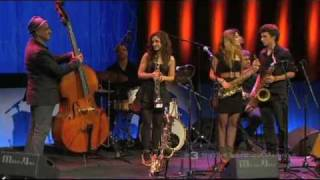 dream a little dream of me   JOAN CHAMORRO QUINTET &  ANDREA MOTIS