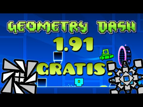 Descargar Geometry Dash 1.91 última versión ( APK y para PC) Mediafire