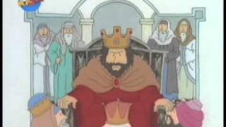 (Bibel) Das erste Weihnachten (Kinderfilm) Comic Cartoon