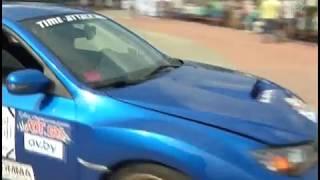 В Гомеле состоялся 5-й этап чемпионата Беларуси по скоростному маневрированию