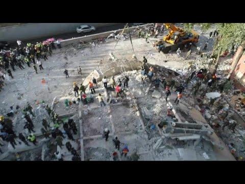 أخبار عربية وعالمية - زلزال المكسيك غضب الطبيعة القاتل  - 20:21-2017 / 9 / 20