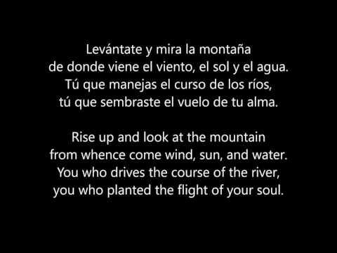 Quilapayun - Plegaria a un labrador - With lyrics and English translation
