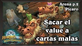 Dar Value a cartas malas | Arena Pícaro p.2