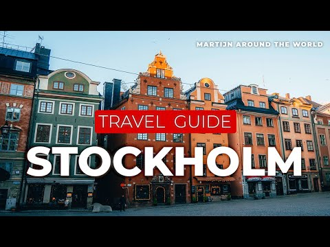 Travel Guide Stockholm. Clean but expensive Stockholm.