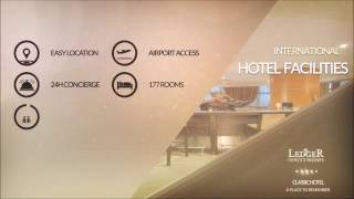 HOTEL LEDGER PLAZA N'DJAMENA CHAD : LAICO 5 STARS HOTEL