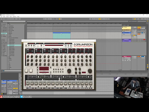 Producing A Track Using Only 303, 808 & 909 Emulations