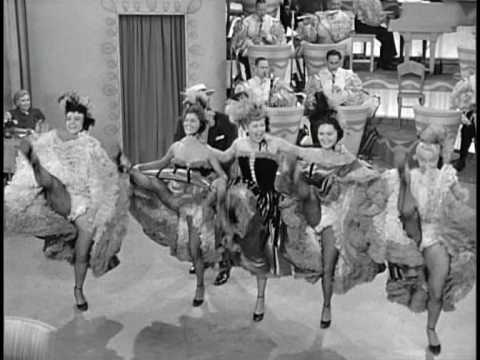 I Love Lucy Hilarious Tribute Cancan Youtube